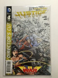 Justice League 1 Near Mint Nm DC Comics New 52