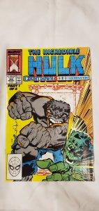 Incredible Hulk #364 - NM - Marvel 1989