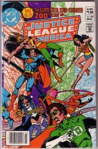 Justice League of America   vol. 1   #200 VG