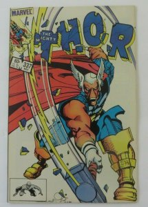 Thor #337 VF+ Key Issue 1st Appearance Beta Ray Bill 1st Print Marvel Comic 1983