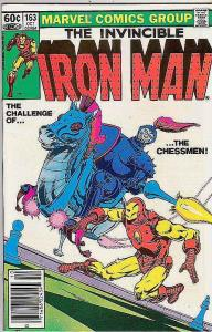 Iron Man #163 (Sep-82) NM/NM- High-Grade Iron Man
