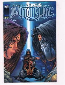 Witchblade #18 VF Image Top Cow Variant Comic Book Turner Nov 1997 DE43 TW14