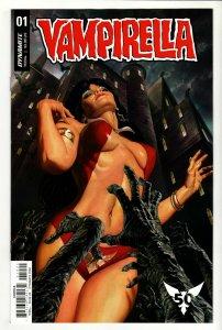 Vampirella #1 Cvr B Ross (Dynamite, 2019) NM