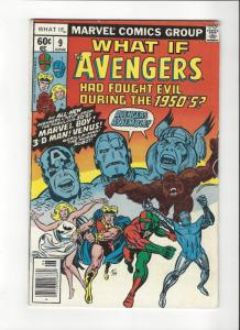 What If  #9 (1978) The Avengers FN
