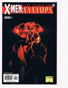 X-Men Search For Cyclops # 1 NM Marvel Comics Storm Cyclops Wolverine Beast B99