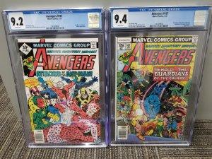 Avengers Lot