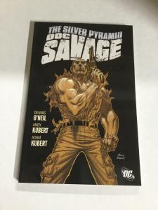 Doc Savage The Silver Pyramid Nm Near Mint DC Comics SC TPB