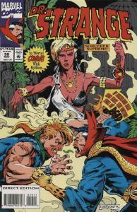 Doctor Strange: Sorcerer Supreme #59 VF/NM; Marvel | save on shipping - details