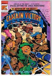 CAPTAIN VICTORY #1, Special, NM, Jack Kirby, 1983, more indies in store