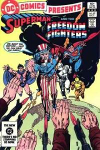 DC Comics Presents #62, VF+ (Stock photo)