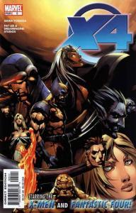 X-Men/Fantastic Four #5 VF/NM; Marvel | save on shipping - details inside