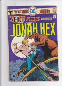 Weird Western Tales #32