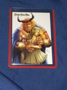 2012 5FINITY Grimm Fairy Tales Promo Card /250