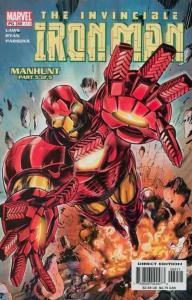 Iron Man (1998 series) #69, NM- (Stock photo)