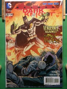 Batman The Dark Knight #21 The New 52