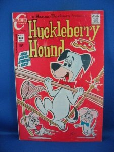 HUCKLEBERRY HOUND 3 VF 1971