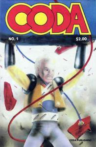 Coda #1 VF/NM; Coda | save on shipping - details inside