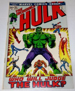 Incredible Hulk #152 (VF)