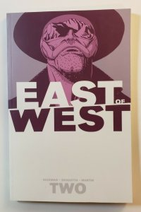 East Of West Vol.2 Second Print TPB Soft Cover Image Comics VF+