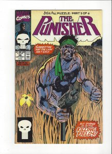The Punisher 39 (1987) Vs Jigsaw Marvel Comics NM