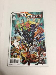 Teen Titans 100 Variant Nm Near Mint DC Comics