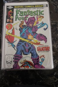 FANTASTIC FOUR #243 (Marvel,1982) Condition FN/VF