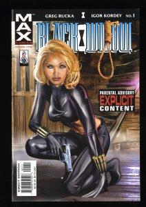 Black Widow: Pale Little Spider #1 NM- 9.2 1st Yelena Bolova Solo Series!