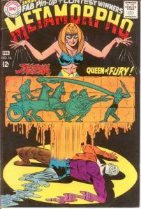 METAMORPHO 16 VG+ Feb. 1968 COMICS BOOK