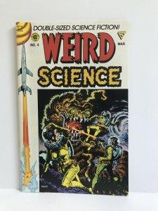 Weird Science #4 (EC Comics 1950's Reprint)
