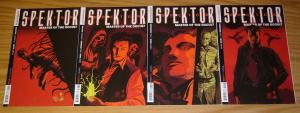 Doctor Spektor: Master of the Occult #1-4 VF/NM complete series  francavilla set