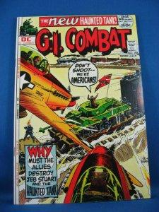 G I COMBAT 154 VF NM 1972