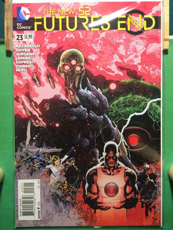 Futures End #23 The New 52