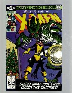 Uncanny X-Men # 143 VF/NM Marvel Comic Book Colossus Angel Wolverine Storm J450