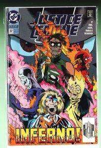 Justice League International #57 (1993)