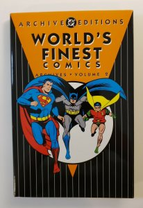 ARCHIVE EDITIONS WORLD'S FINEST COMICS ARCHIVES VOL.2 HARD COVER NM FIRST PRINT