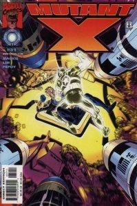 MUTANT X (1998 Marvel Comics) #31
