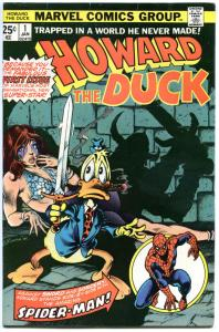 HOWARD the DUCK #1 2 3 4-10 11 12 13 14-32, Ann 1, VF/NM, 1976, Kiss, 33 issues
