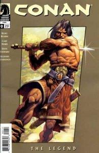 Conan (2004 series) #0, VF+ (Stock photo)