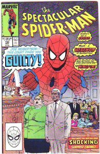 Spider-Man, Peter Parker Spectacular #150 (May-89) NM- High-Grade Spider-Man