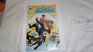 1994 VALIANT COMICS ARCHER & ARMSTRONG # 24