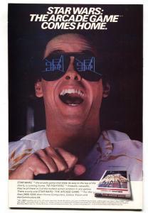 Machine Man #2 1984-Second issue-Marvel comic boom NM-