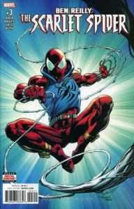 Ben Reilly: The Scarlet Spider #3 VF/NM; Marvel | save on shipping - details ins