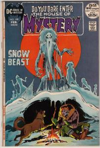 House of Mystery #199 (Feb-72) NM- High-Grade Cain