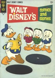 Walt Disney's Comics and Stories #321, VG (Stock photo)