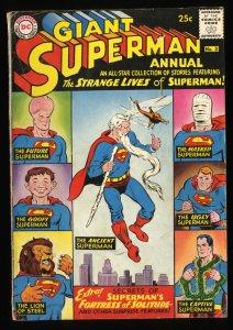 Superman Annual #3 VG 4.0 DC Comics