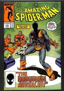 Amazing Spider-Man #289 NM- 9.2 The Hobgoblin Revealed!