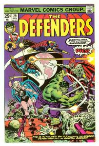 Defenders 29   1st Aleta