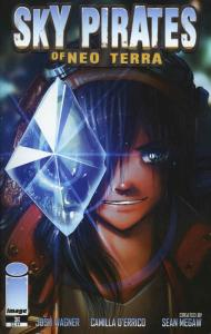 Sky Pirates of Neo Terra #3 VF/NM; Image | save on shipping - details inside