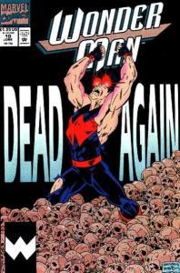 Wonder Man (1991 series) #10, VF+ (Stock photo)
