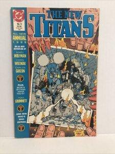 New Titans Annual #5